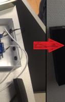 2 аналоговые камеры в офис